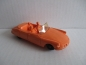 TOMTE LAERDAL Norway Gummiauto Auto No. 21 Orange Citroen
