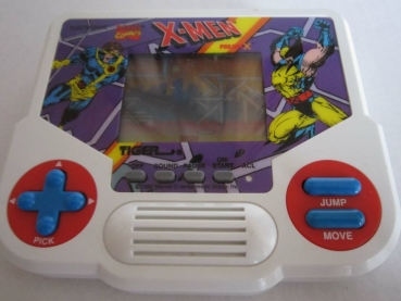TIGER ELECTRONICS Telespiel Marvel Comics X-MEN 1992