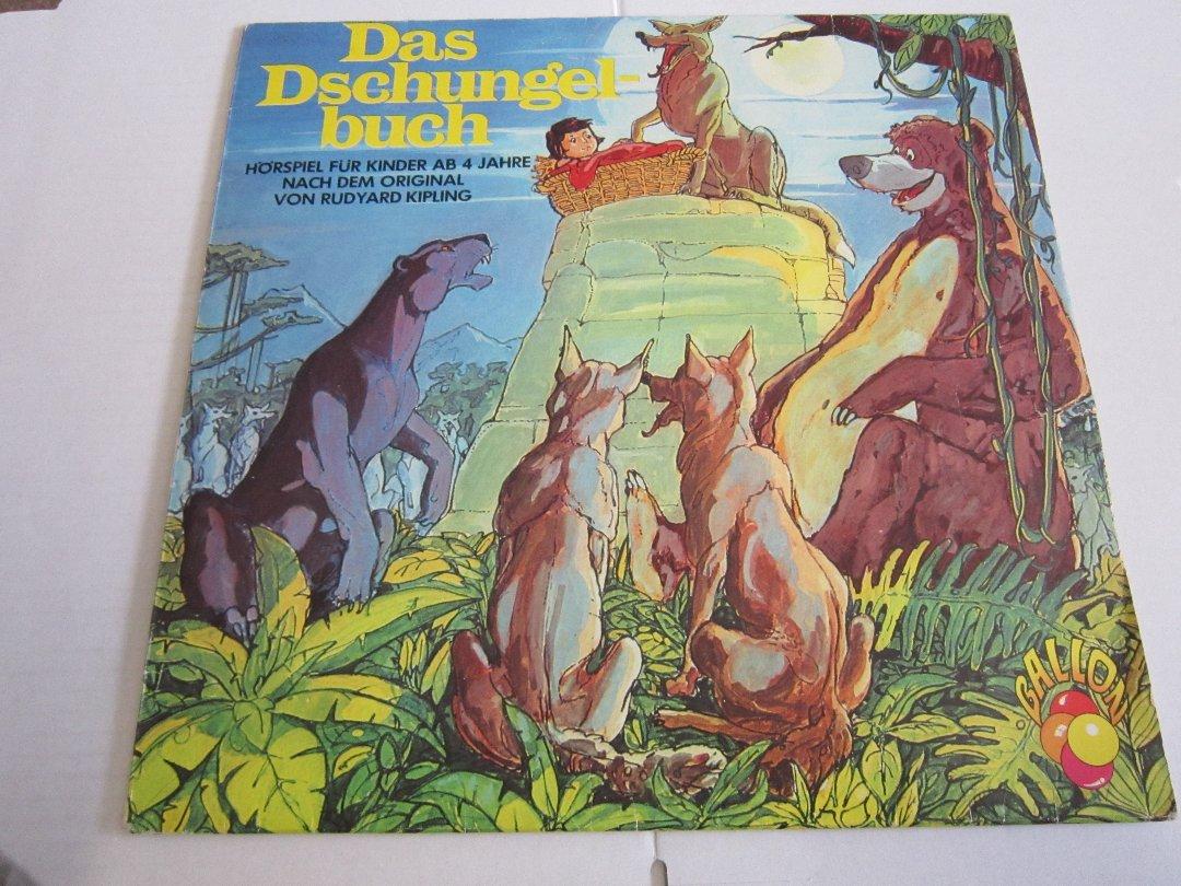 Das Dschungelbuch Hörspiel