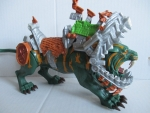 Masters of the Universe MOTU Figur Mecha Bite Battle Cat 200X