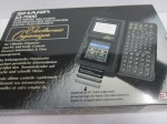 SHARP Electronic Organizer IQ-7000 OVP