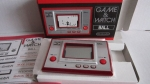 Nintendo Game & Watch Telespiel Ball Neuauflage 2010 OVP