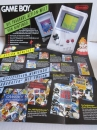 NINTENDO Game Boy und SNES Supernintendo Flyer Blatt