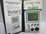TELESPIEL Handheld Pro Golf III Japan 1988