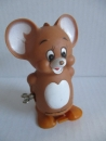 Comicfigur Wind Up Figur Tom und Jerry Jerry 9 cm Modern Toys Japan