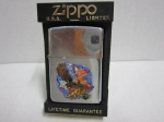 ZIPPO Feuerzeug 352 Harley Davidson Follow the Eagle Venetian