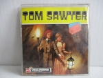 3 VIEW-MASTER GAF 3D Scheiben Tom Sawyer alt OVP
