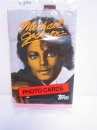 Michael Jackson Photo Cards TOPPS OVP