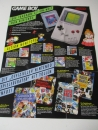 NINTENDO Flyer Game Boy und SNES Version 2