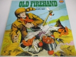 Hörspiel LP Karl May Old Firehand PLP