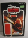 Star Wars Classic Actionfigur Karte ohne Figur Ugnaught 1977-1985 KENNER