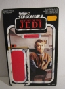 Star Wars Classic Actionfigur Karte ohne Figur General Madine 1977-1985 KENNER