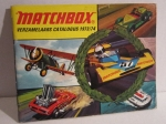 Matchbox Modellauto Katalog Catalogue 1973/74