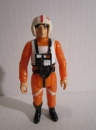 Star Wars Classic Actionfigur Figur Luke Skywalker X-wing Pilot 1978-1979 KENNER