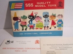 SSS Quality Model Toys Catalogue Katalog 60er Jahre