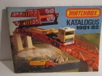 MATCHBOX Modellauto Katalog catalogue 1981/82