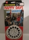 3 View-Master 3D Scheiben Happy Days OVP